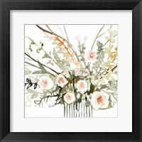 Framed Foraged Flowers II