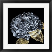 Framed River Roses I