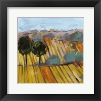 Framed Wheat Crop II