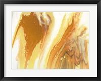 Framed Liquid Earth V