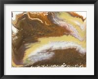 Framed Liquid Earth VII