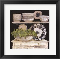 Framed Classic Dining I