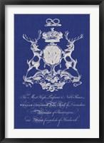 Framed Heraldry Pop II