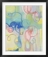 Lasso I Framed Print
