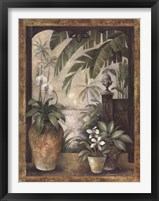 Framed Orchids in Paradise II