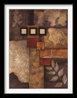 Framed Designer Foliage II