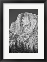 Framed California, Yosemite, Half Dome