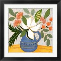 Framed April Florals 11
