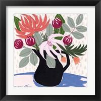 Framed April Florals 12