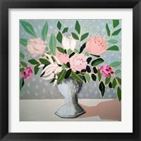 Framed Spring Florals 1