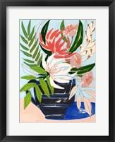 Framed Spring Florals 6