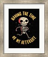 Framed Time of My Afterlife