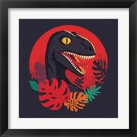 Framed Tropic Raptor