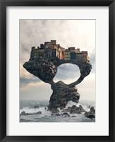 Framed Precarious