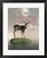 Framed Guardian of Spring