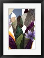 Framed Jardin Eterno 4