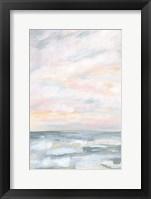 Framed Vertical Seascapes No. 3