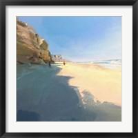 Framed Obidos Beach