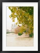 Framed Notre Dame 2