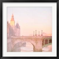 Framed Paris Dreams 2