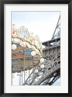 Framed Paris Dreams 3