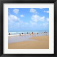 Framed At the Beach No. 1
