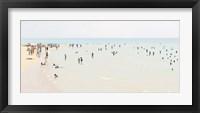 Framed Beach Scene No. 18