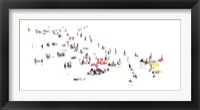 Framed Shore No. 18