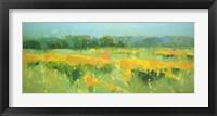 Framed Meadow - Panel