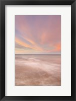 Framed Stormy Evening Over Lake Superior, Michigan