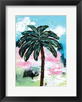 Framed Palms III
