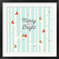 Framed Merry and Bright