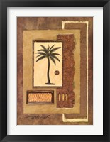 Framed Caracas Palm I