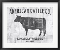 Framed Cattle Co.