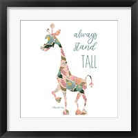 Framed Always Stand Tall