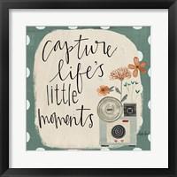 Framed Capture Life's Little Moments