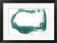 Framed Shape Abstract I