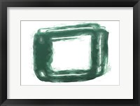 Framed Shape Abstract II