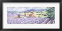 Framed Tuscan Overlook