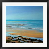 Framed Ocean Serenity
