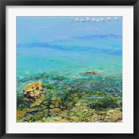 Framed Clear Water