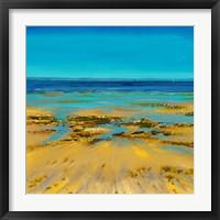 Framed Coastal Colour Strip II