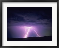 Framed Lightning