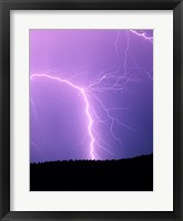 Framed Lightning II