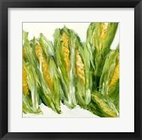 Framed Corn II