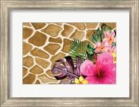 Framed Tropical Jungle III