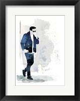 Framed Cool Guy I