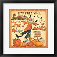 Framed It's Fall Y'all