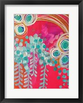 Framed Joy in Color