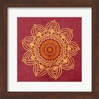 Framed Mandala II